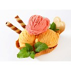 Ice cream dessert