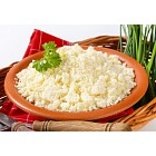 Bryndza cheese and chives
