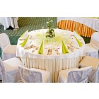 Fine table setting
