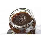 jar of plum preserve