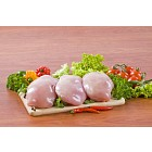 Raw chicken breast fillets