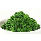 Chopped spinach