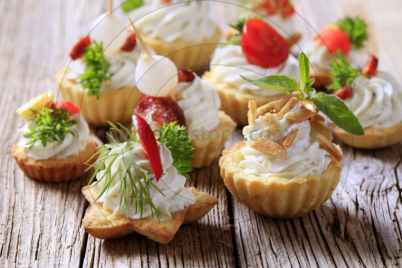 Canapes digifoodstock for Canape oriental