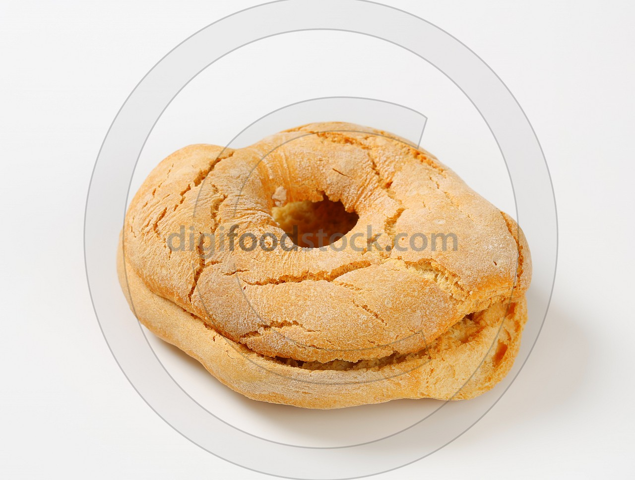 Ring Shaped Bread Roll